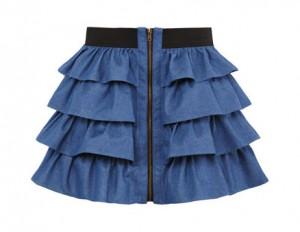 Basic Vocabulary - Clothes - Skirt