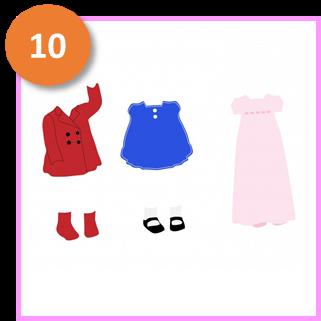 Basic Vocabulary - Clothes