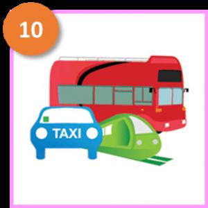 Basic Vocabulary - Transport