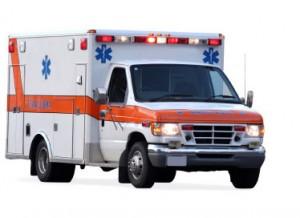 Basic Vocabulary - Transport - Ambulance