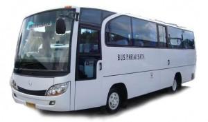 Basic Vocabulary - Transport - Bus