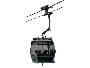 Basic Vocabulary - Transport - Cable car